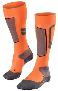 Falke SK4 Wool (16555) flash orange
