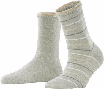 esprit-socken-easy-stripe-2-pack-17523-storm-grey