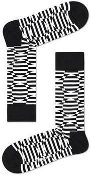 Happy Socks Black and White Gift Box (XBLW09 9300)