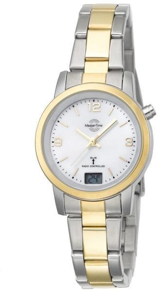 Master Time Basic Edelstahl 34 mm MTLA-10305-12M