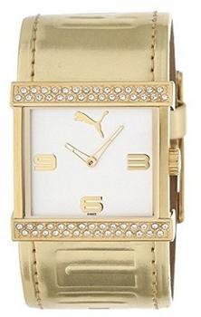 Puma PumaUhr Armbanduhr Damen Swap gold PU101652002