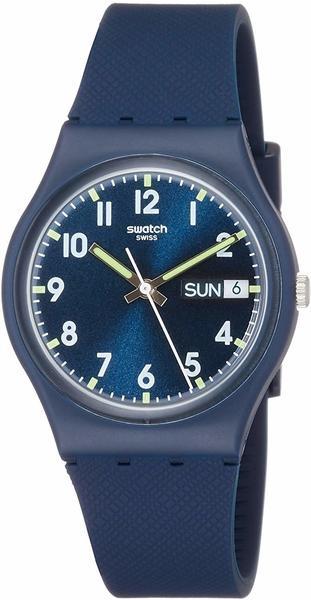 Swatch Sir blue GN718