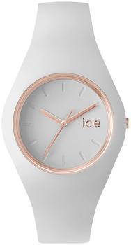 Ice Watch Ice Glam M weiß/roségold (ICE.GL.WRG.U.S.14)