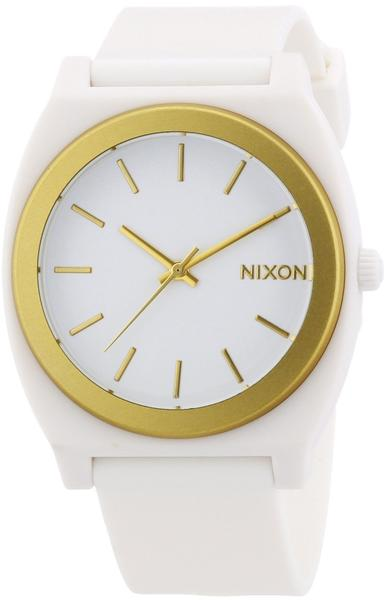 Nixon The Time Teller P Matte/White Gold