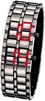 Apus Zeta Gunmetal Red AS-ZT-GMR