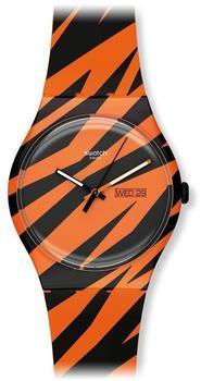 Swatch Wonder Zebra SUOZ703