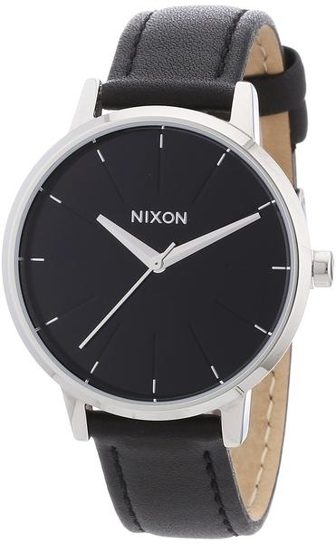 Nixon The Kensington Leather schwarz (A108-000)