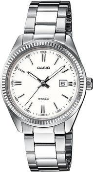 Casio - Damen -Armbanduhr LTP-1302PD-1A1