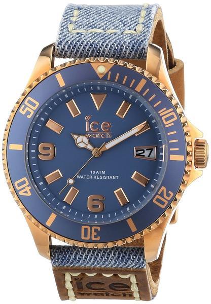 Ice Watch Ice-Denim light jean rose-gold Big (DE.LJN.RG.B.J.14)
