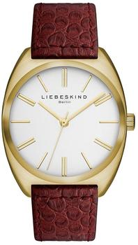 Liebeskind Brand New Snake Large rot
