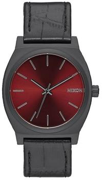 Nixon The Time Teller black gator (A045-1886)