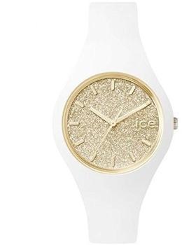 Ice Watch Ice Glitter S weiß/gold (ICE.GT.WGD.S.S.15)