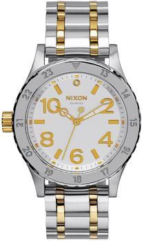 Nixon 38-20 silver/gold (A410-1921)