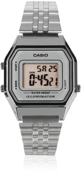 Casio LA680WA-7D white