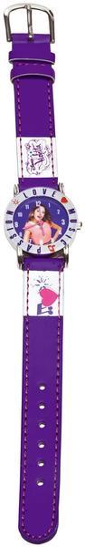 Disney Armbanduhr, »Violetta, 117014