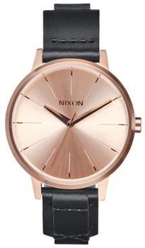 Nixon The Kensington Leather rose gold/bridle (A108-2159)