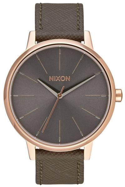 Nixon The Kensington Leather rose gold/taupe (A108-2214)