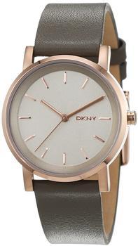 DKNY Soho Leder 34 mm NY2341