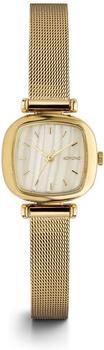 Komono The Moneypenny Royale gold white (W1245)