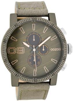 Oozoo C7871 XL Damenuhr Grau