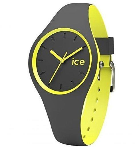 Ice Watch Ice Duo S anthracite yellow (DUO.AYW.S.S.16)