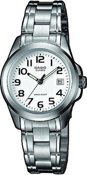 Casio LTP-1259PD-7B silver