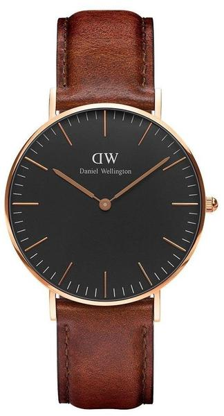 Daniel Wellington Classic Black St. Mawes Lady (DW00100136)