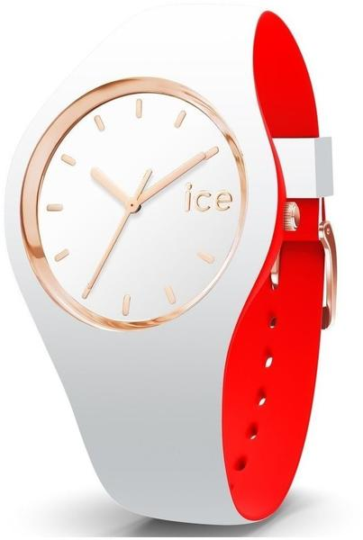 ICE-Watch 007230 Damenuhr Ice loulou White Rose-Gold Small
