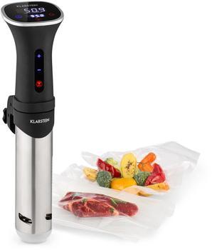 Klarstein Quickstick Smart Sous Vide Pumpe 3D Circulation, 20-95 °C,