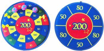 Solex Klettverschluss-Dartspiel