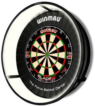Bull's Dartboard Plasma light