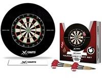 XQ Max XQmax Darts Dartscheibe TournamentSet QD7000400