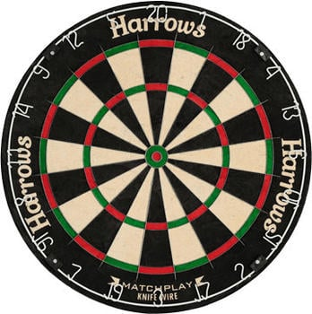 Harrows Matchplay Bristle-Dartboard