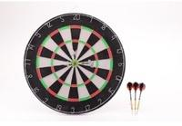 Johntoy Sports Active Dartscheibe 45 x 2 cm mit 6 Darts