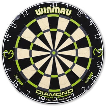 Winmau MvG Diamant Edition