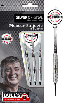 Bull's Team Player Mensur Suljovic Silver Softdarts