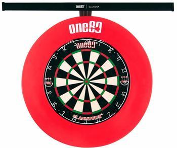 ONE80 Dart Illumina Lighting Dartboard Light Dartboardbeleuchtung Dartscheiben Licht LED Beleuchtungs System