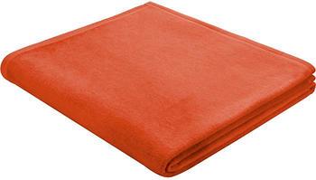 Biederlack Cotton Pure 150x200cm terra