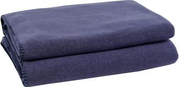 Zoeppritz Soft-Fleece 160x200cm fuchsia