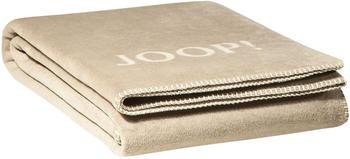 Joop! Uni-Doubleface 150x200cm sand/pergament
