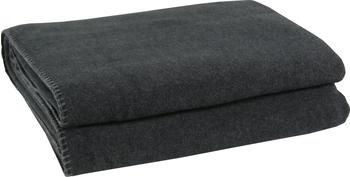 zoeppritz-soft-fleece-decke-160x200cm-anthrazit