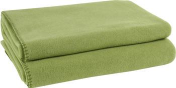 zoeppritz-soft-fleece-decke-160x200cm-gruen