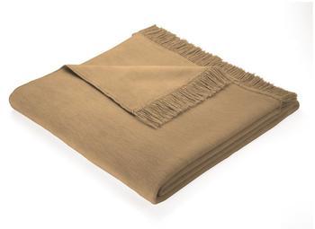 Biederlack Cotton Cover 100x200cm kamel