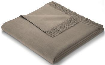 Biederlack Cotton Cover 100x200cm haselnuss