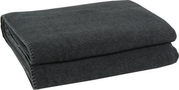 Zoeppritz Soft-Fleece 110x150cm anthrazit