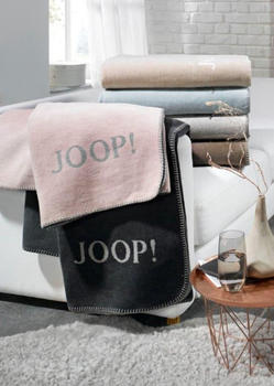 Joop! Uni-Doubleface 150x200cm anthrazit/graphit