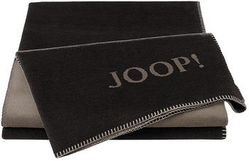 Joop! Uni-Doubleface 150x200cm ebony/taupe