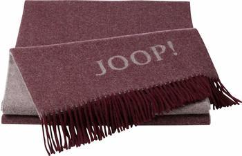Joop! Fine Doubleface 130x180cm rouge/sand