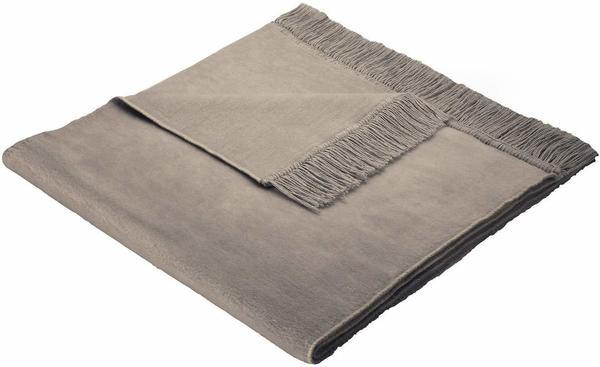 Biederlack Cotton Cover 50x200cm haselnuss