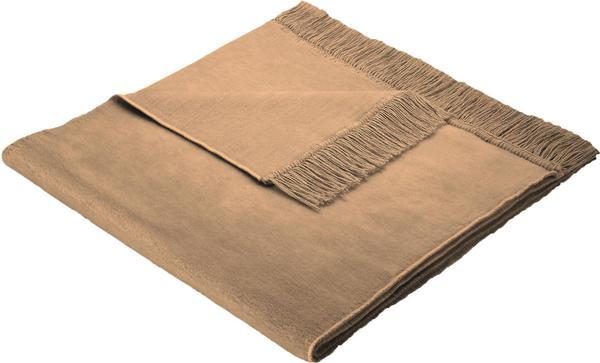 Biederlack Cotton Cover 50x200cm kamel
